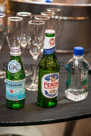 Pellegrino, Peroni, and Fiji