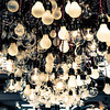 Lightbulbs at John Varvatos East Hampton Boutique