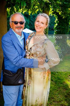 Arthur Elgort and Sophie Elgort