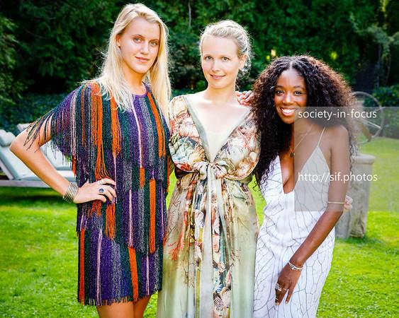 Charolette Logeais, Sophie Elgort, Nneya Richards