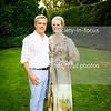 Eric Vonstroh and Sophie Elgort