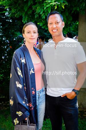 Alexandria Renne Scott and Duke Punhong