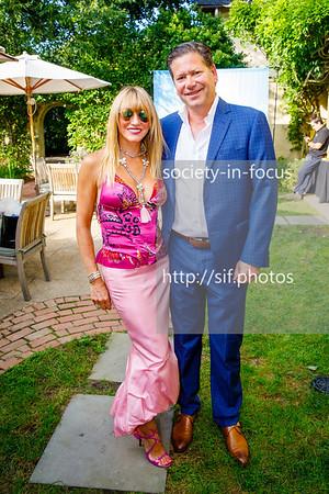 Doctor David and Debra Schlesinger