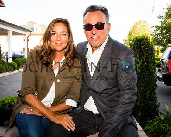 Kelly Klein, Bruce Springsteen