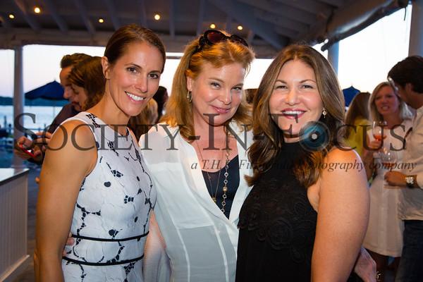 Cristina Cuomo, Catherine Curtin, Dana Segal