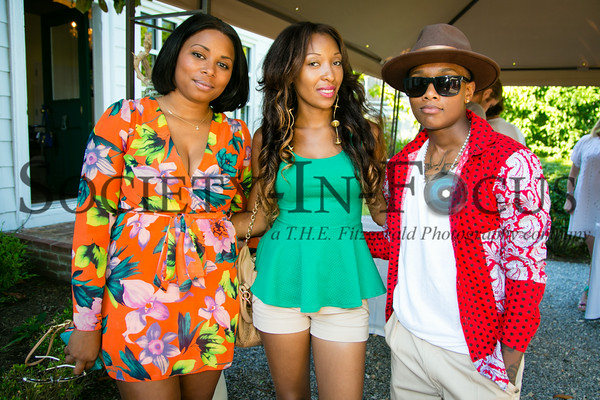 BEACH Magazine Garden Party at Prince of Scots in Water Mill, NY on July 12, 2014
