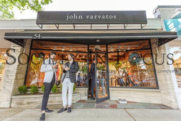 BEACH Magazine and John Varvatos Summer Kick Off at the John Varvatos East Hampton Boutique on May 31, 2014