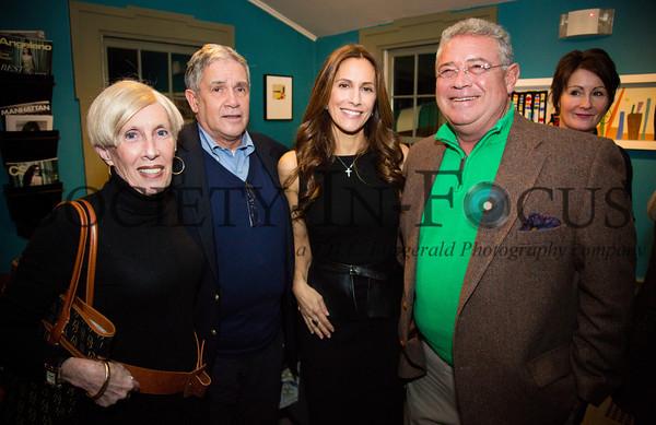 Barbara Marino, Tony Vargas, Christina Cuomo, Bobby Rosenbaum