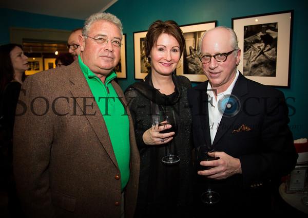 Bobby Rosenbaum, Sue Heatley, Jeff Bragman