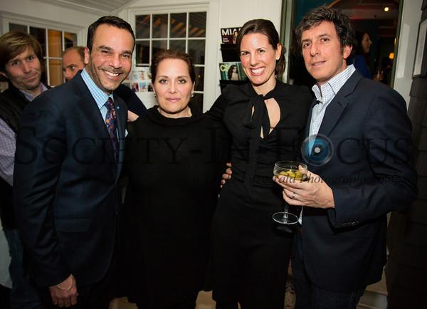 Fernando Rodriguez, Cathy Cloutier, Kelly Berg, Ernesto Khoudari