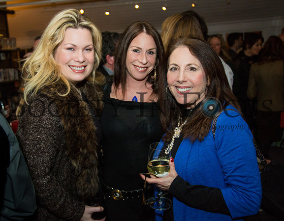 Christiana McMann, Joanne Kane, Margie Morris