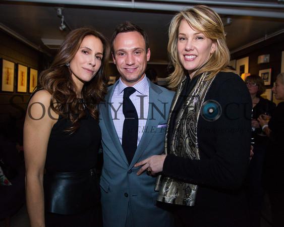 Cristina Cuomo, Matthew Carroll, Tisha Collette