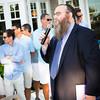 Rabbi Baumgarten speech