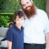Alec Markowitz, Yisroel Baumgarten