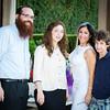 Yisroel Baumgarten, Mariasha Baumgarten, Vanessa Seidman, Alec Markowitz