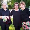 Madeline Samuda, Jean Shea, Judith Schneider Weissberg