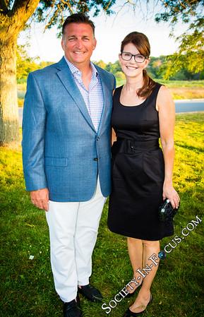 Mayor Mark Epley, Anna Throne-Holst