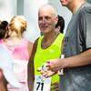 Bob Chaloner and fellow runner