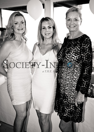 Dianna Passarelli, Lorraine Bailey, Brook McCaghey