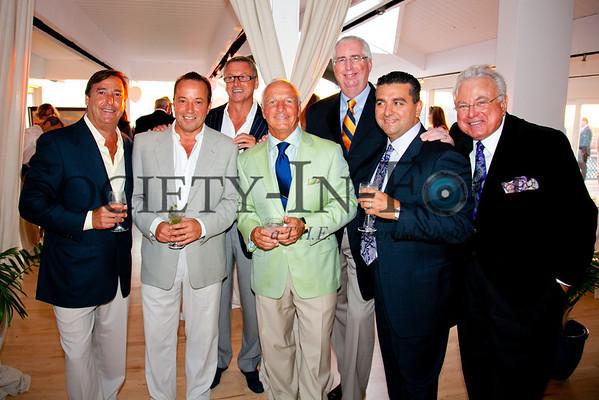 Bill Koenigsberg, Rick Passarelli, Joseph Smith, Buddy Valastro, Jack Klues, Joe Abruzzese, Jack Klues, Ronnie Rothstein