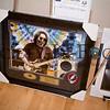 Jerry Garcia Autographed Photo