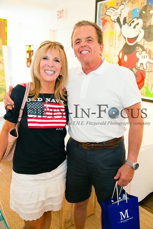 Linda Clarity, Joe Russo