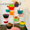Assorted Cupcakes by Peter Anton