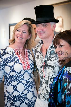 Katherine Andreassen, Kevin Berlin, Debbie Lang