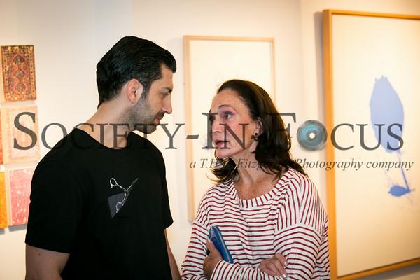 Tigran Tsitoghdzyan and guest