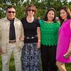 Rick Cota, Sue Cota, Annette Cassidy, Nicole Cassidy (Cunningham Insurance)