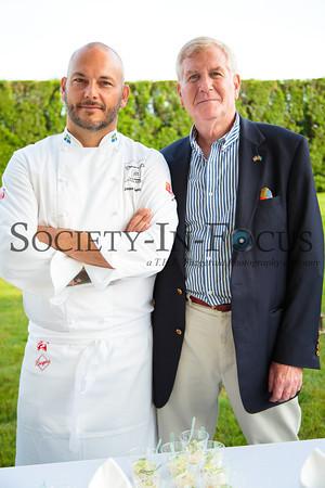 Chef Jonas Dahlbom, Andrew Reice
