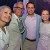 Chef Claudia Fleming, Chef Geoffrey Zakarian, Winner of Auction for Home Cooked Meal by These Chefs, Julie Ratner