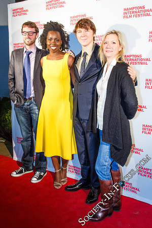 David Nugent, Adepero Oduye, Paul Dano, Anne Chaisson