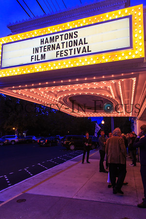 Hamptons International Film Festival 2015 Opening Night in Southampton Screening of YOUTH