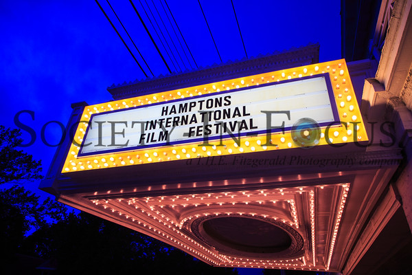 Hamptons International Film Festival Screening of YOUTH at Regal UA Theater in Southampton, NY on October 9, 2015