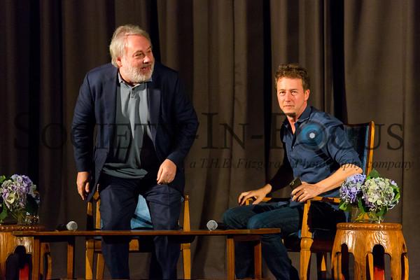"Hamptons International Film Festival 2016 ""A Conversation With...Edward Norton"""