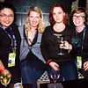Barbara Vasconez, Molly Martin, Eliza Gill, Maria Rhodes