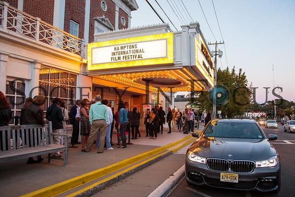 "Hamptons International Film Festival 2016 Screening of ""Strange Weather"""
