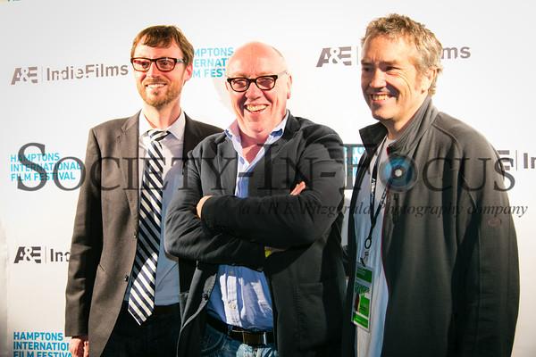 David Nugent, Terry George, Carter Burwell