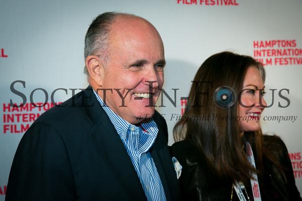 Hamptons International Film Festival Screening of Foxcatcher at Guild Hall on October 11, 2014