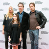 Hope Davis, Timothy Hutton, Olivia Steele Falconer, David Duchovny