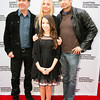 Timothy Hutton, Hope Davis, Olivia Steele Falconer, David Duchovny
