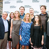 Anthony Mastromauro, John Fareri, Stephanie Aldworth, Julie Fareri, Timothy Hutton, Brenda Fareri, Anthony Fabian, Olivia Steele Falconer, David Duchovny, and Hope Davis
