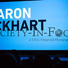 A Conversation With...Aaron Eckhart