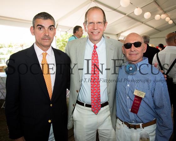 Oscar Mandes, Bob Chaloner, Michael Braverman