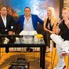 Chase Backer, John Mahdessian, Tracy Stern, Stephen Fanuka