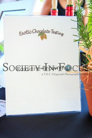 Roxanne Browning (Exotic Chocolate Tasting)