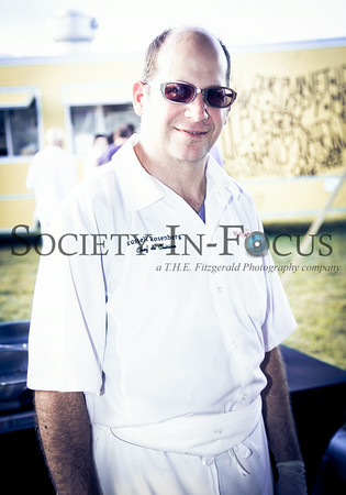 Chef Russel Rosenberg of Boathouse