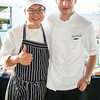 Chef Erik Cheah, Chef Greg Grossman