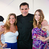 Kember Greco, Chef Todd English, Brittany Lehenbauer